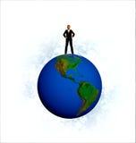 Man top world Stock Photos