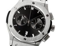 Man wrist watch. Royalty Free Stock Photography