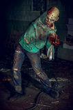 Man zombie stock images