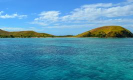Mana Island, Mamanucas, Fiji imágenes de archivo libres de regalías