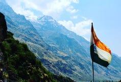 Mana Uttarakhand, Indien arkivfoton