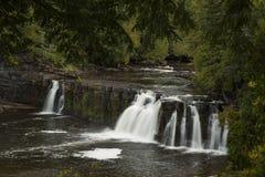 Manabezho Falls Stock Images