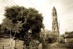 Manaca Iznaga, Тринидад Стоковые Изображения