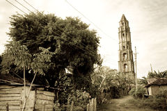 Manaca Iznaga, Trinidad Stock Images