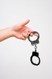 Manacles Stockbild