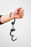 Manacles Stockfotografie