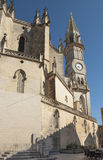 Manacor cathedral Stock Image