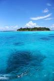 Managaha Insel lizenzfreie stockbilder