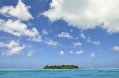 Managaha Island Royalty Free Stock Photos