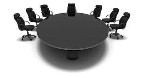 managemenet stół Zdjęcie Royalty Free
