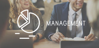 Management Business Controlling Dealing Strategy Concept Royalty Free Stock Photos