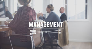 Management Business Strategy Homepage Concept Stock Photography