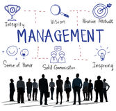 Management Coaching Business Dealing Mentor Concept Royalty Free Stock Photos