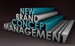 Management de marque illustration stock
