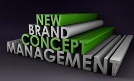Management de marque illustration libre de droits