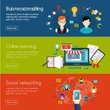 Management Digital Marketing Srartup Planning Royalty Free Stock Images