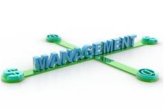 Management et affaires Images stock