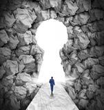 Management-Lösungen Lizenzfreies Stockfoto