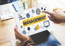 Management Manager Managing Organization Concept Stock Photo