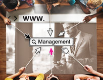Management Manager Managing Organization Concept Royalty Free Stock Photo