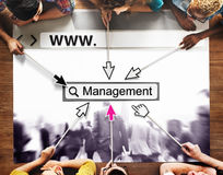 Management Manager Managing Organization Concept Royalty Free Stock Image