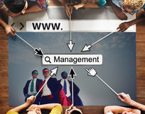 Management Manager Managing Organization Concept Royalty Free Stock Photos