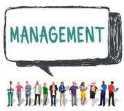 Management Organization Director Managing Customize Concept Royalty Free Stock Photo
