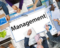 Management Organization Managing Controlling Concept Stock Images