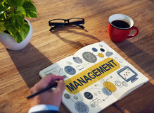 Management Organization Strategy Process Controlling Concept Stock Photo