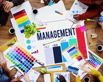 Management Organization Strategy Tactics Solution Concept Stock Photography