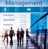 Management Supervising Strategy Leadership Dealing Concept Royalty Free Stock Images