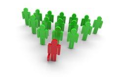 Management team Immagini Stock Libere da Diritti
