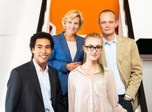 Management team stock photos