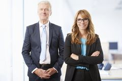 Management team Stock Photography