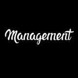 Management-Teamwork-Zusammenarbeit zwischen Unternehmen Infographic stock abbildung