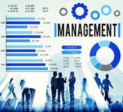 Management Trainer Leadership Director Coach Concept Stock Image