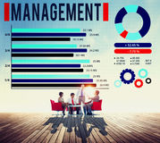 Management Trainer Leadership Director Coach Concept Royalty Free Stock Photos