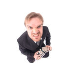 IT manager Royalty Free Stock Images