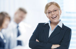 Manager Stock Photo