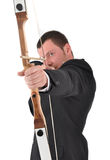 Manager with bow Stock Images