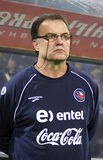 Manager of Chile football team Marcelo Bielsa Stock Image