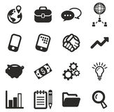 Manager Icons Royalty Free Stock Photo