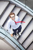 Manager In Modern Office Building Royalty Free Stock Photo