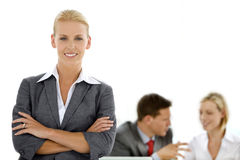 She is the Manager Stock Photography