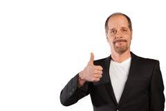 Manager success Royalty Free Stock Photos