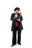 Manageress or senior executive Stock Image