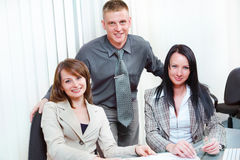 Managers Royalty Free Stock Images