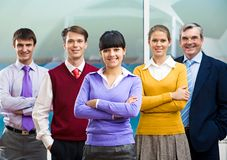 Managers Stock Photography