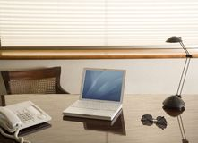 Managers' desk Stock Images