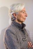Managing Director of the International Monetary Fund, Christine Stock Photo